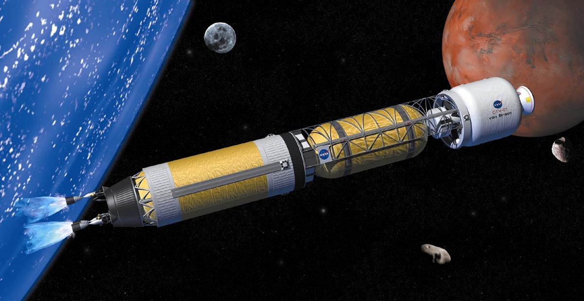 Попытка №2. Американское ракетное LEGO.