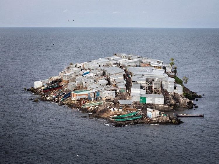 остров-гл