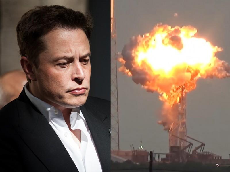 Причина катастрофы Falcon-9 озвучена официально