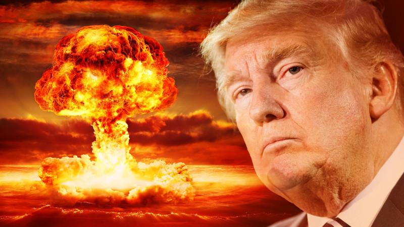 Трамп — это война