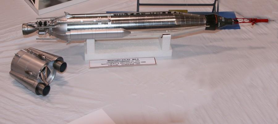1-48 Mercury Atlas