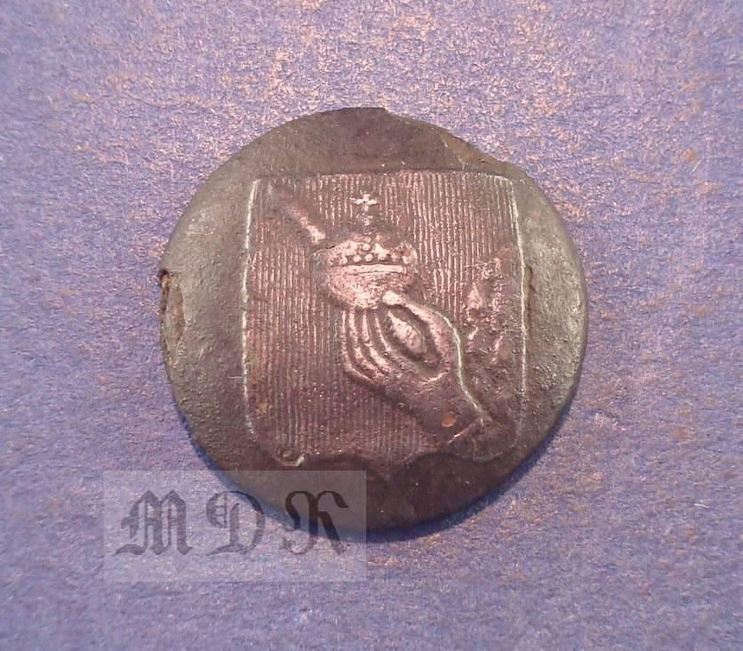 пуговица герб