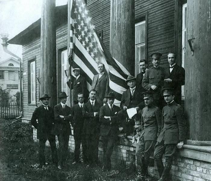 май 1918