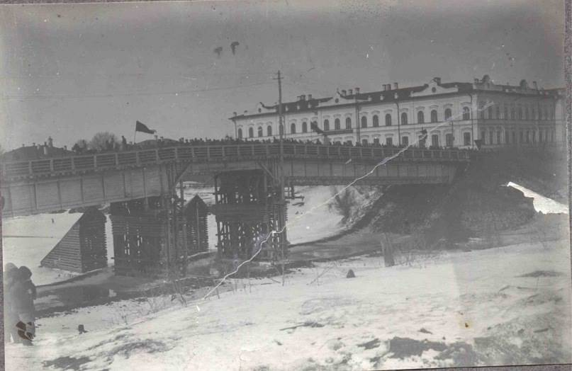 Новый мост нач. 20-х.