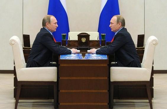 Putin vs. Putin