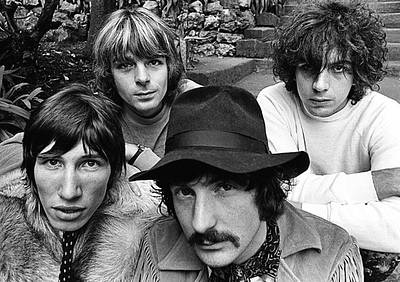 Pink Floyd in Casa Madrona Hotel (Sausalito, CA), Nov 11, 1967