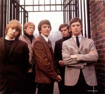 Yardbirds including Clapton