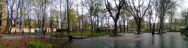 Панорама Горсада