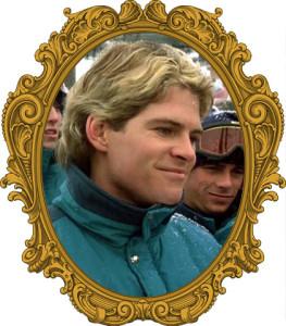 Аарон Дозье в роли Роя Стэлина из фильма «Уж лучше умереть» (1985)