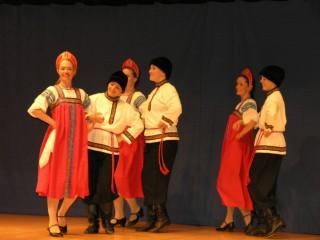 Русские танцы Ситки