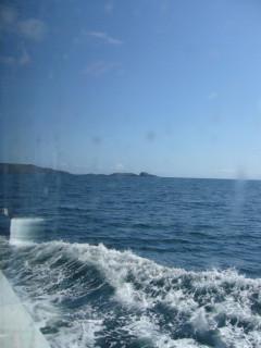 Ferry from Barra to Eriskay