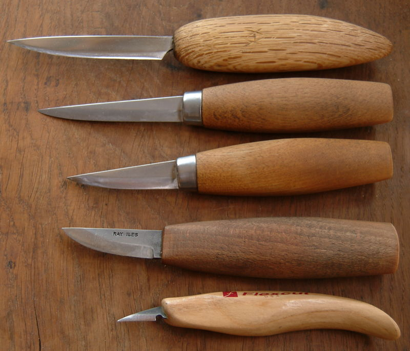 Making A Carving Knife: My Motley Meanderings