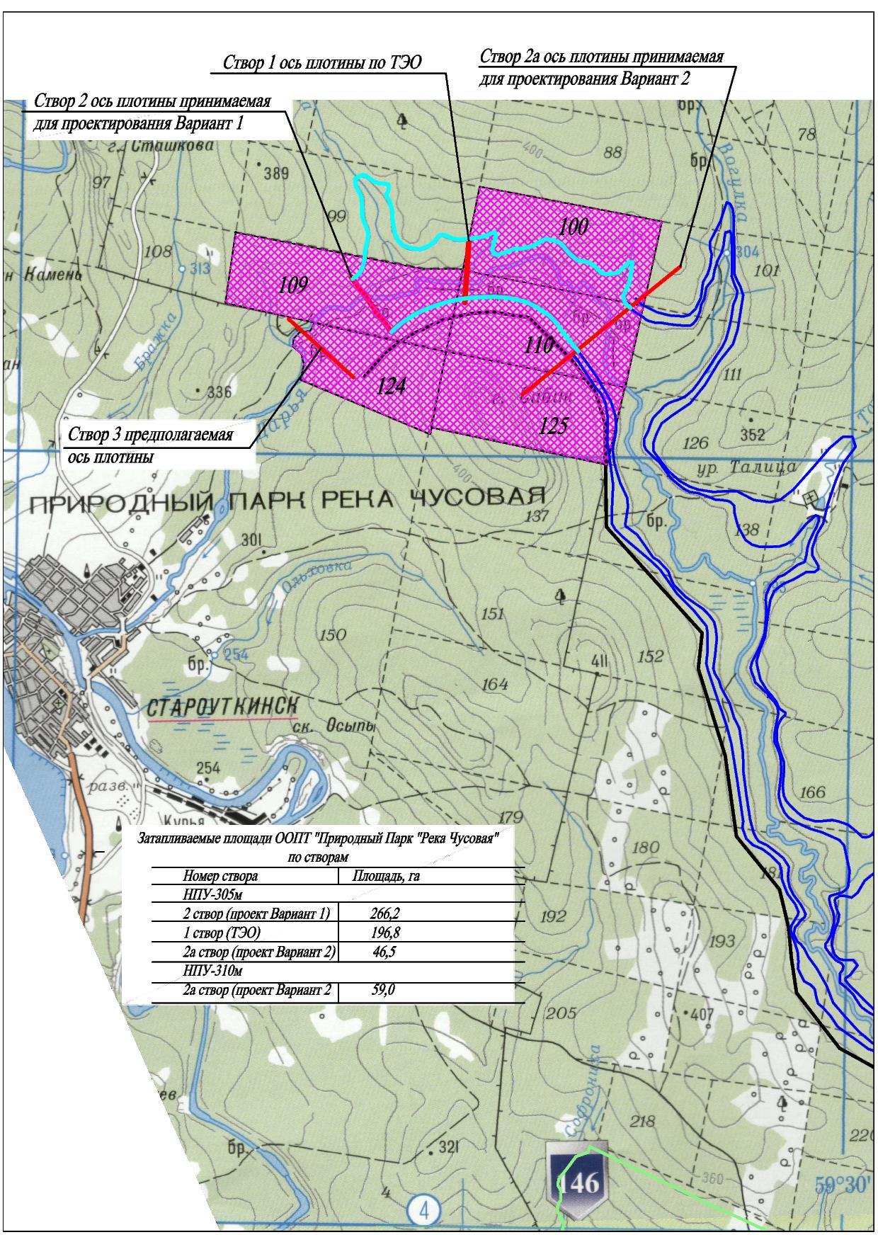 Дарьинское водохранилище и Парк