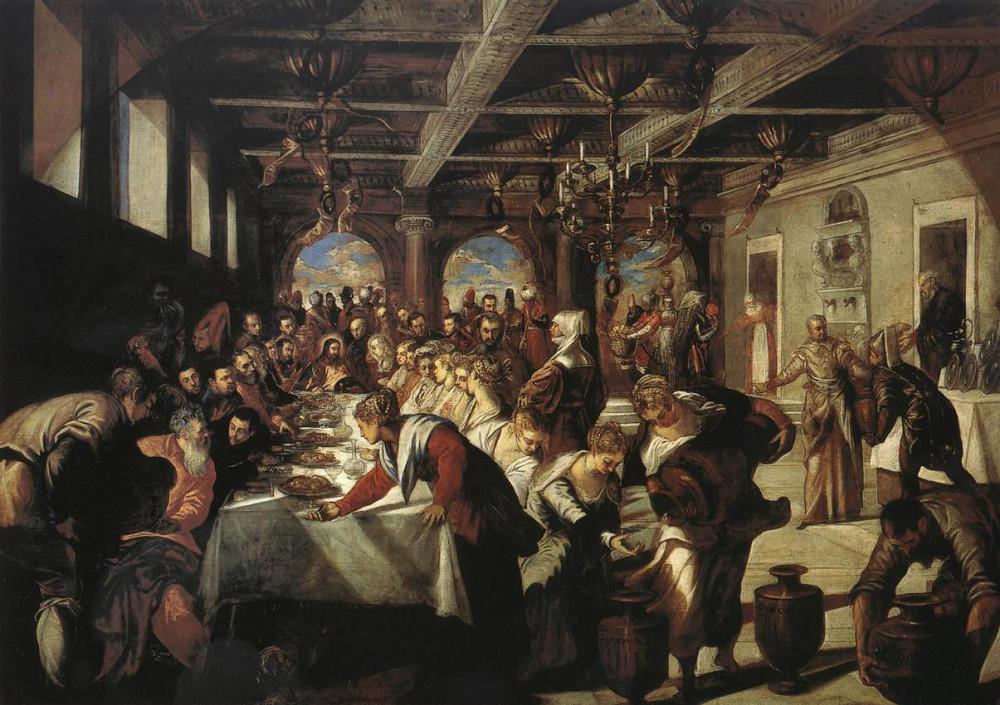 Tintoretto_TheWeddingFeast