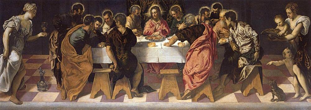 6_La_Última_Cena_(Iglesia_de_San_Marcuola,_Venecia,_1547),_I
