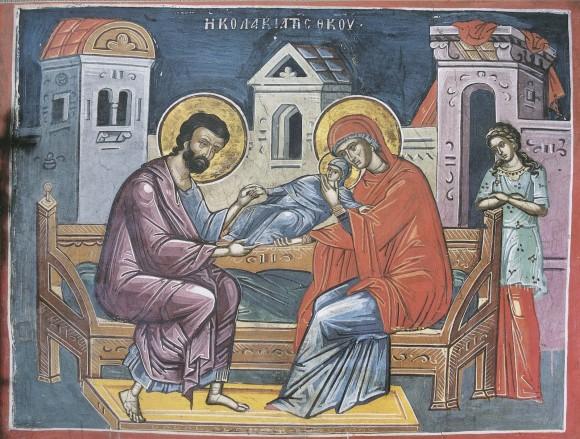 Saints-Joachim-and-Anna-embracing-the-infant-Theotokos-fresque-from-the-Monastery-of-Dionysiou-Mount-Athos-580x439