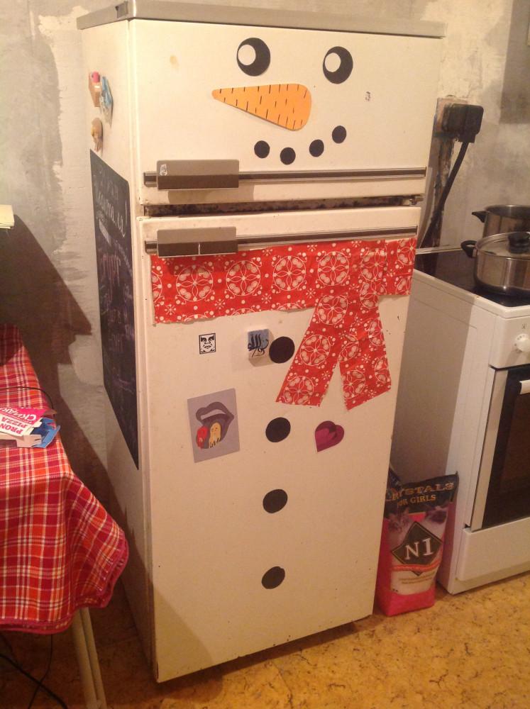 Смотреть как сделать холодильник