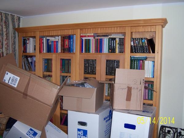 книги-шкаф