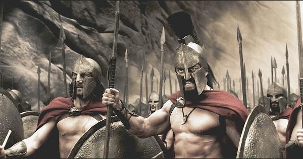 спартаннцы