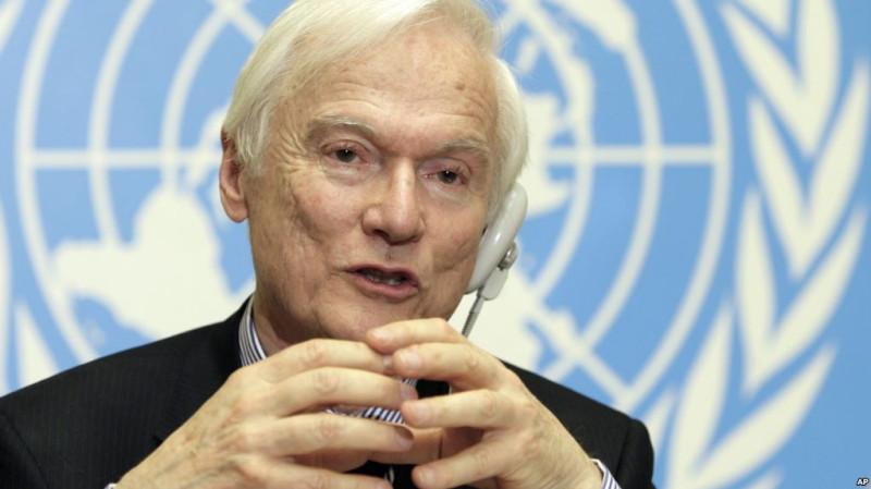 """Так чего же хотел """"спецдокладчик ООН""""?"""