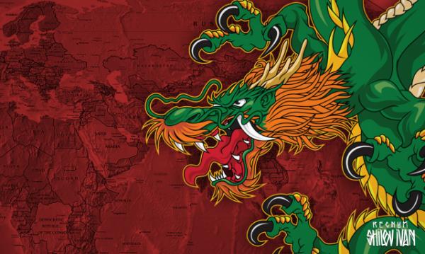 Китай на пути от региональной державы к мировому доминированию