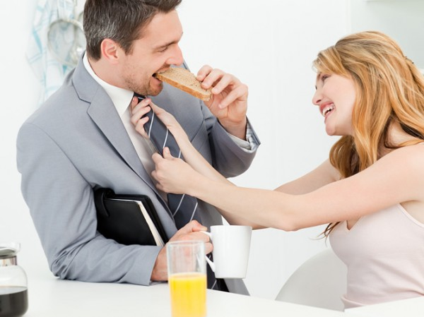 Успешная пара