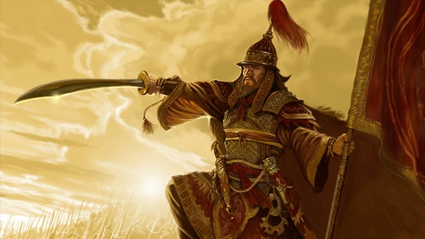 Китайский полководец