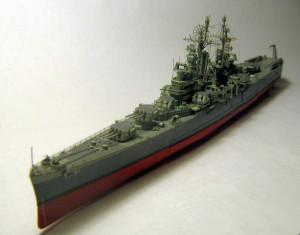 USS Oklahoma City (CL-91) - 1