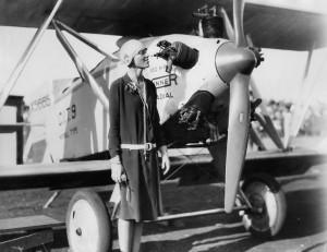AE - biplane