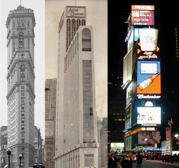times-building-over-time