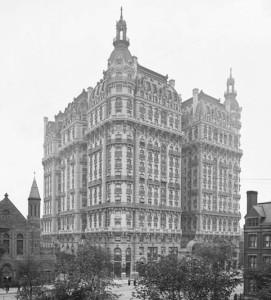 The Ansonia Hotel - 1905 год
