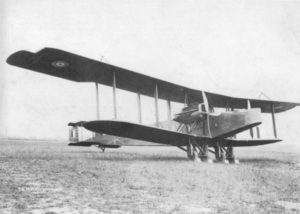 Handley Page Type O-400