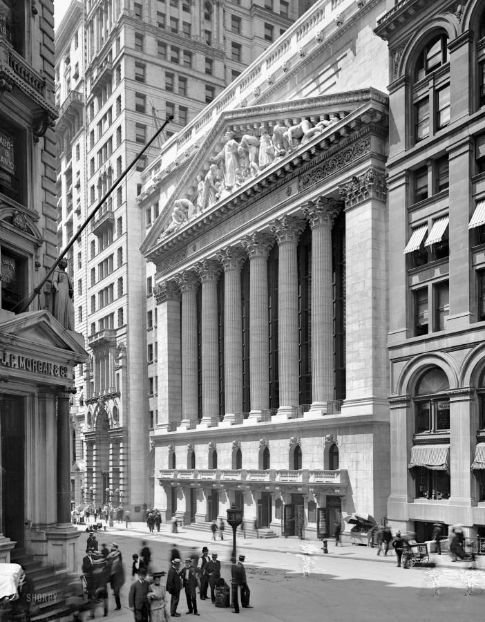 New York Stock Exchange 1904
