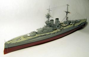 HMS Queen Elizabeth - 1