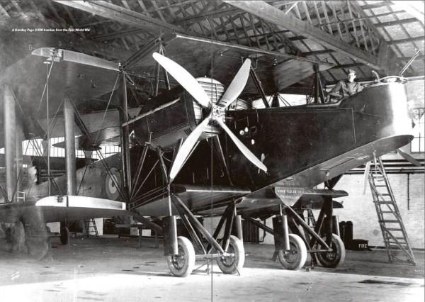 HP 0-400 The Aeroplane June 1939