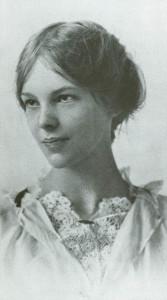 Амелия Эрхарт в 1914 году