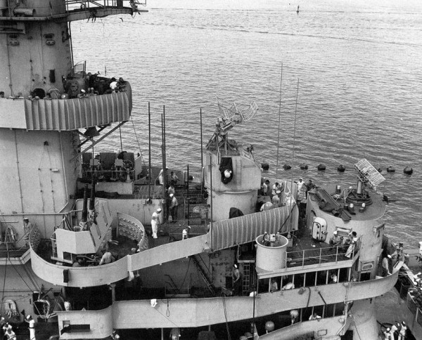 USS Iowa November 1943