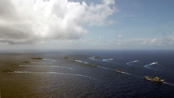 Valiant Shield 2006 excercises - Philippine Sea - June 17 2006 - 6