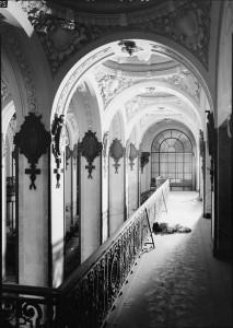 Внутри Singer Building  - перед началом работ по разборке