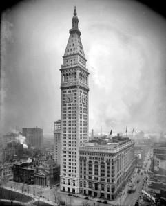 Met Life Building - фото декабря 1909 года