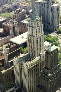 Woolworth Building - современный вид