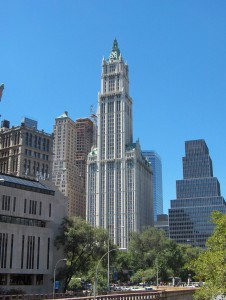 Woolworth Building - 21 августа 2006