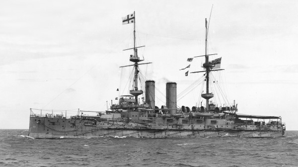 HMS Venerable 1903