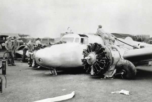 AE's Electra 10E  - damaged