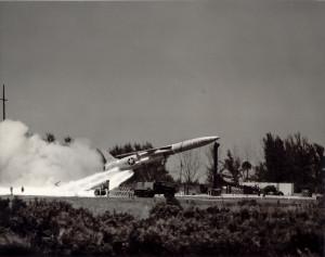 SM-62 Snark - start