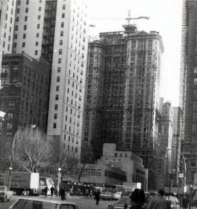 City Investing Building April 1968