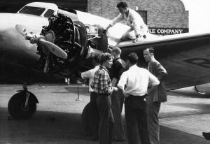 AE's Electra - repairs