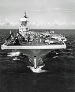 HMS Victorious - 1959