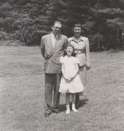Casey Family - 1950s