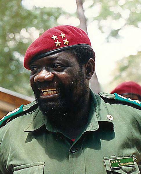 Jonas Savimbi 1989